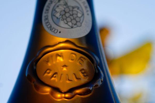 Le Jura est le principal producteur de vin de paille en France.