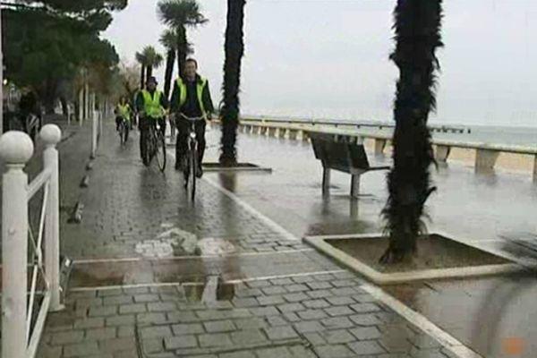Les Arcachonnais ont testé leur vélo.