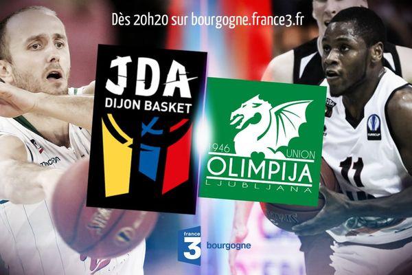 Dijon / Ljubljana, un match déjà crucial pour la qualification.