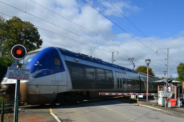 Le passage à niveau de Saint-Médard-sur-Ille sera supprimé après des travaux