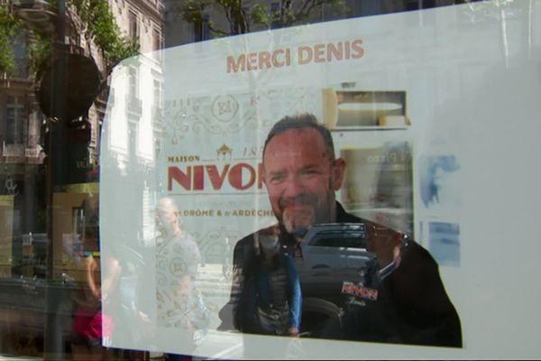 Denis Maurin s'est éteint ... La ville de Valence en deuil