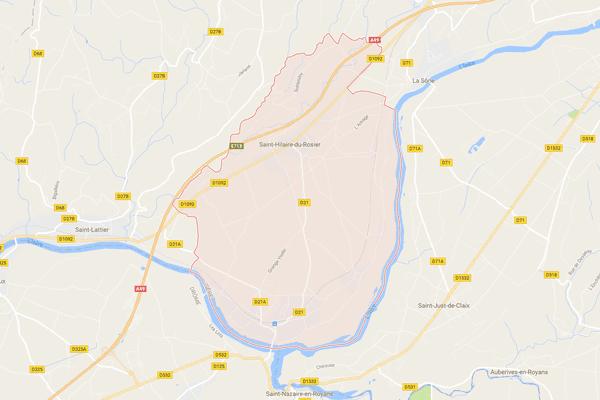 La commune de Saint-Hilaire-du-Rosier, en Isère, accueillera 60 migrants venus de Calais dans l'ancien CCAS d'ERDF.