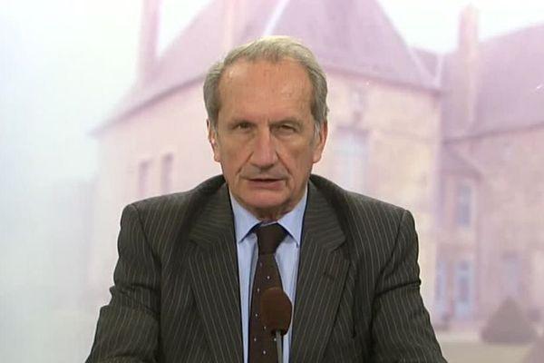Gérard Longuet, sénateur (LR) de la Meuse