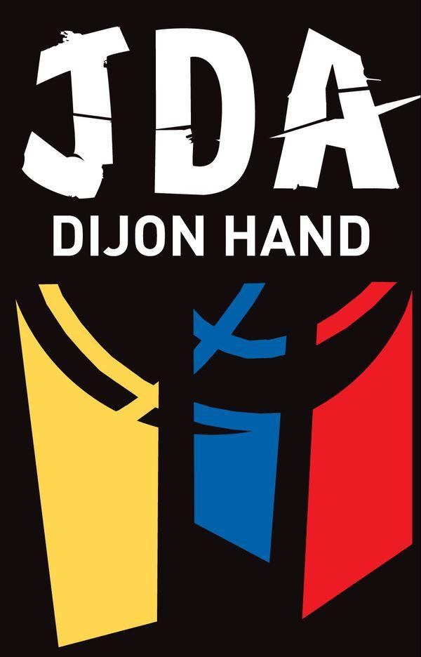 Le nouveau logo de la JDA Dijon Handball, qui remplacera celui du Cercle Dijon Bourgogne.