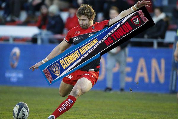 Suivez le 1/4 de finale de la Champions Cup Clermont - Toulon sur notre site