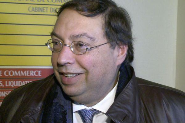 Serge Bitboul, le président de Geci International à l'origine du projet Skylander