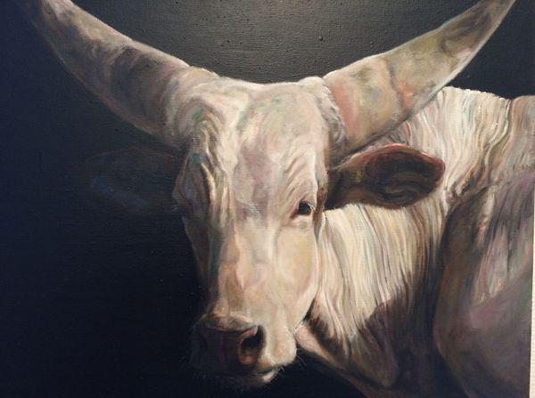 Peinture de Gilles Capton