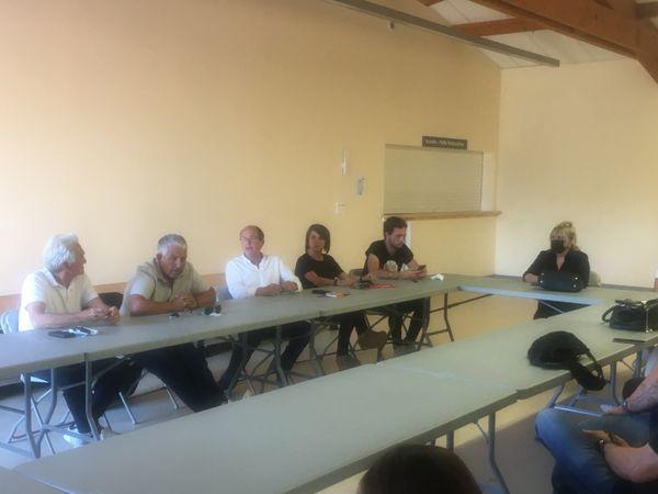 Une trentaine de personnes a assisté à une réunion publique organisée à Trova, sur la commune d'Alata.