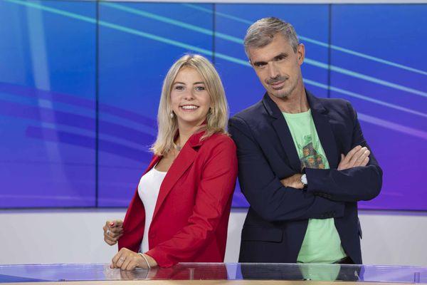Anatolie et Patrice Gascoin