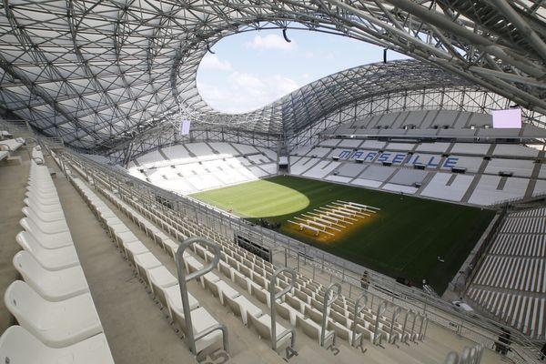Le stade Vélodrome peut désormais accueillir 67 000 spectateurs