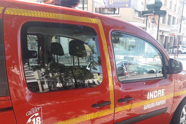 Les sapeurs-pompiers de l'Indre n'ont pu réanimer l'automobiliste.