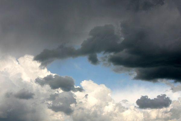 Un ciel très menaçant pour samedi