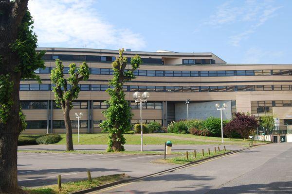L'Institut universitaire de technologie de l'Oise, à Beauvais.