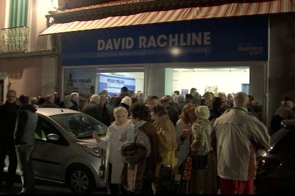 Municipales 2020, David Rachline inaugure sa permanence à Fréjus ce jeudi 23 janvier 2020