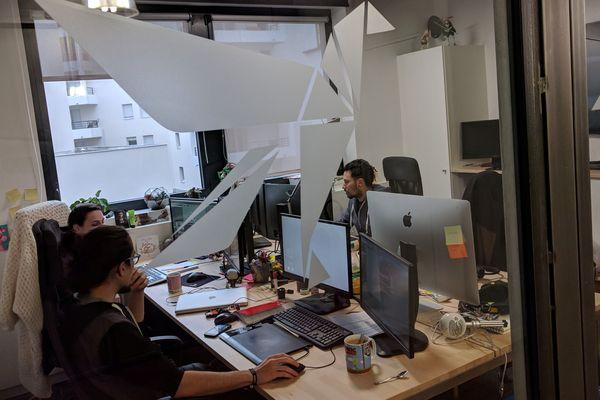Allegorithmic : l'entreprise créée des logiciles 3D made in Clermont-Ferrand.