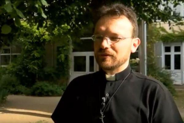 Le prêtre Pierre-Yves Fumery avait été nommé dans le Giennois fin 2017.