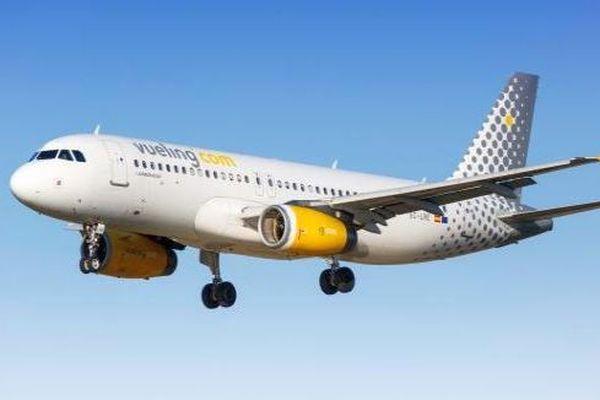 Un A320 de la compagnie Vueling - archives.