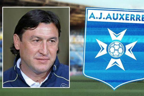 Viorel Moldovan a signé pour deux saisons à Auxerre.