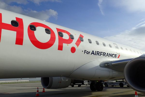 La compagnie HOP! Air France vient d'annoncer le lancement d'une ligne entre Nice et Quimper pour la prochaine saison d'été.