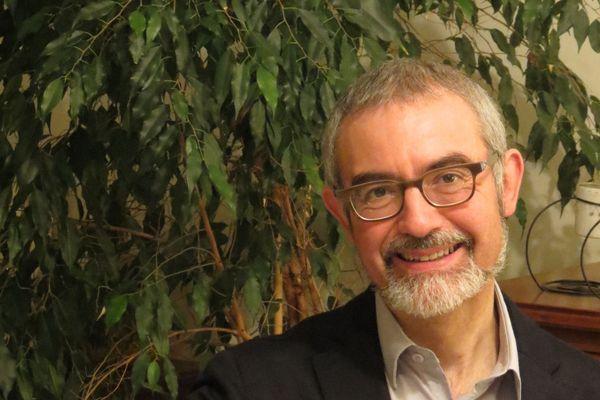 Jean-Paul Barrière, professeur d'histoire contemporaine à l'université de Franche-Comté