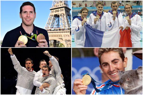 Les Jeux olympiques d'été ont réussi aux athlètes de Bourgogne-Franche-Comté.
