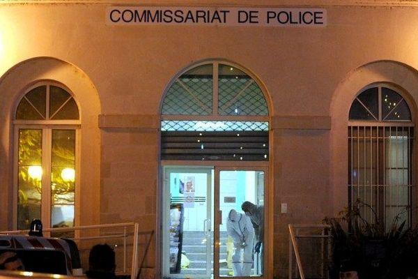 Commissariat de Joué-lès-Tours - Bertrand Nzohabonayo a été abattu le 20 décembre 2014 après avoir agressé des policiers à l'arme blanche.