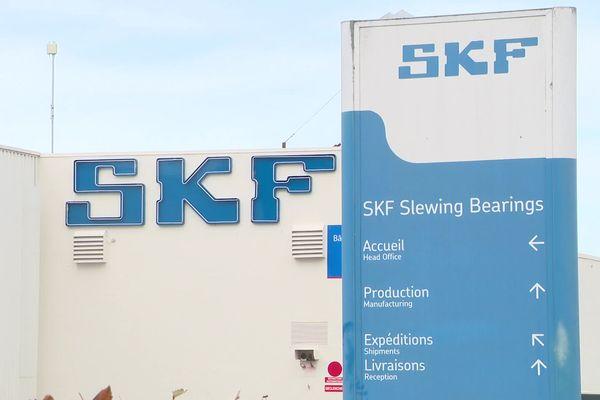 Spécialisé dans la production de roulements pour l'industrie automobile, le groupe SKF (Svenska KullagerFabriken), emploie 141 salariés sur le site d'Avallon (Yonne).