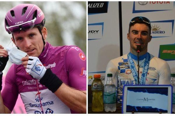 Arnaud Démare sur le Giro d'Italia 2020 et Rudy Barbier au Tour de San Juan 2020
