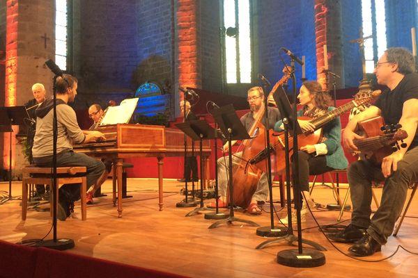 L'ensemble créé en 2014 joue au festival de la Chaise-Dieu pour la première fois cette année.