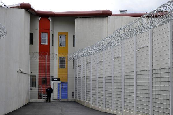 La prison d'Annoeullin, près de Lille.