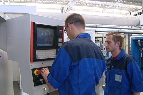 Le CFAI de l'Industrie de Temis à Besançon est l'un des 6 CFAI de Franche-Comté