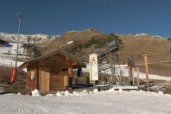 Premiers flocons, quelques averses de neige seront les bienvenues pour skier le 12 décembre