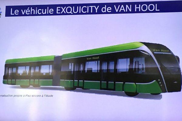 Le nouveau bus à hydrogène devrait circuler en septembre 2019 à Pau
