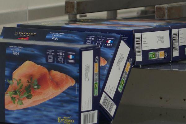 Les filets de truite sont désormais distribués dans les grandes surfaces