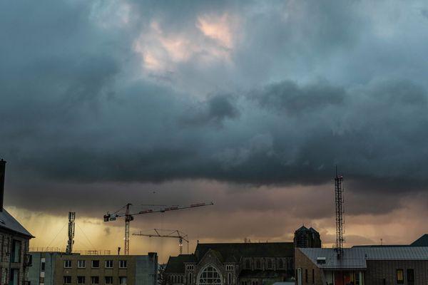Saint-Malo au matin