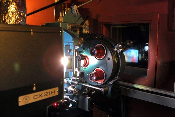 Le cinéma Rex de Brive a lancé sa plateforme de cinéma virtuel début mars 2021.