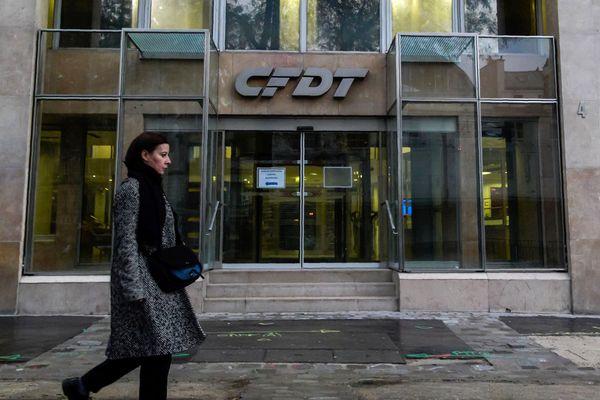 Le siège de la CFDT (ici en 2017), situé boulevard de la Villette, a été de nouveau le théâtre d'une intrusion.
