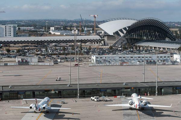 Aéroport Lyon saint -Exupery