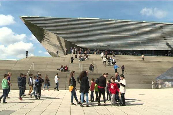 """Le palais des sports de Rouen accueillera pour la première fois cette journée de """"Student startup way"""""""