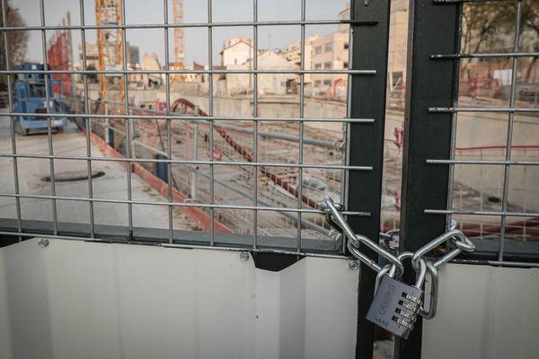 Malaise dans le BTP avec la mise à l'arrêt des chantiers