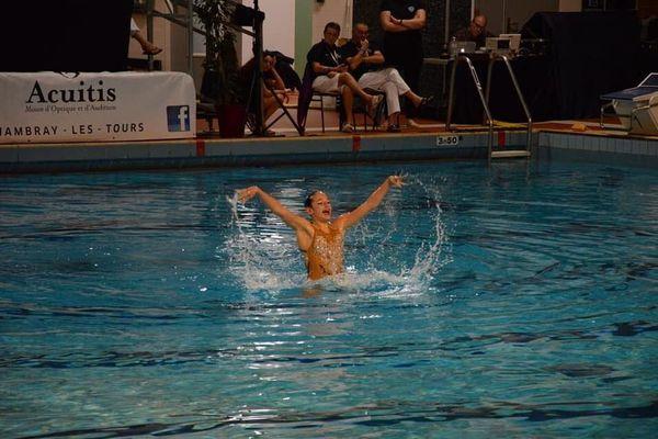 La bastiaise Manon Venturi, 14 ans, a remporté plusieurs médailles lors de la rencontre nationale Jeune à Douai.