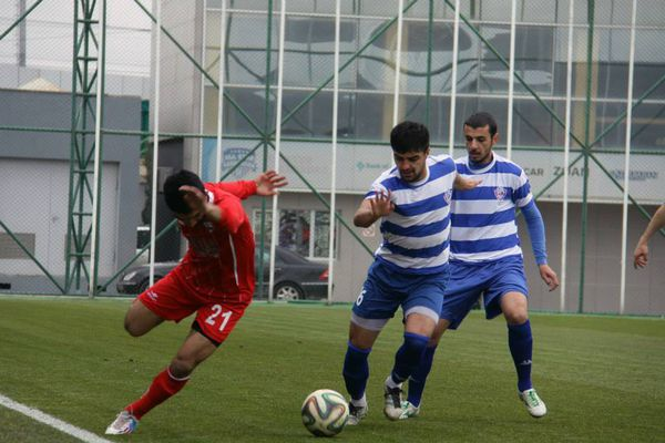 20 défaites en 30 matches pour le FC Bakou cette saison.