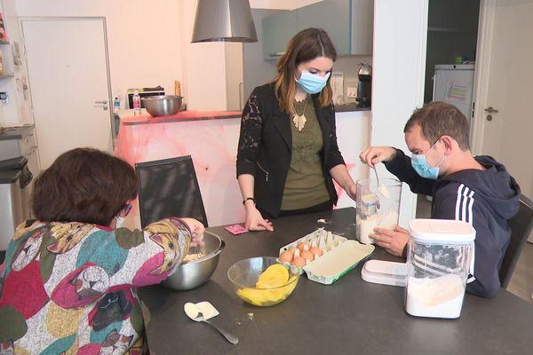 L'habitat partagé en semi communauté est devenu une réalité pour six jeunes adultes à Rennes appuyés par des professionnels