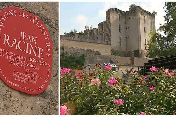Le village de la Ferté-Milon, dans l'Aisne, est connu notamment pour son château inachevé et pour être le lieu de naissance de Jean Racine.