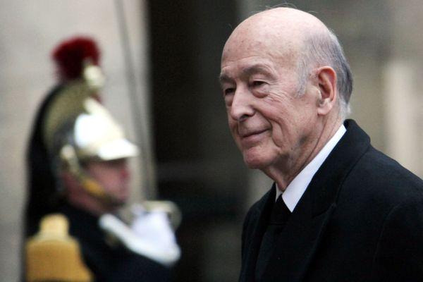Valéry Giscard d'Estaing, 11 janvier 2020 aux Invalides à Paris