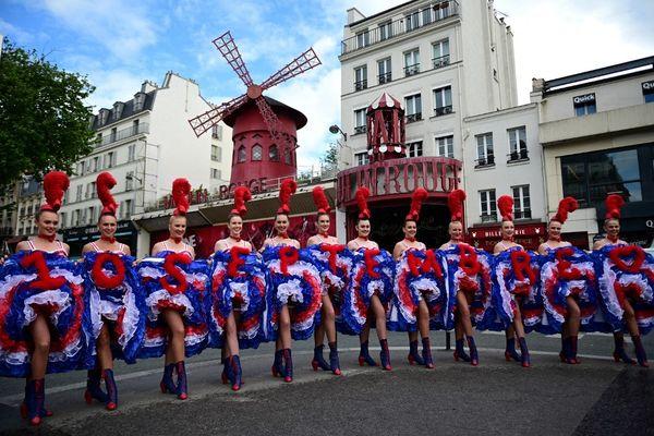 Les danseuses du Moulin Rouge seront de retour en septembre