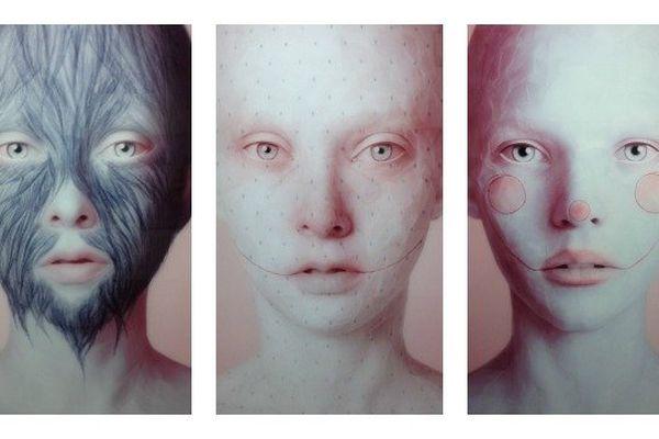 Photographies de l'artiste Oleg Dou