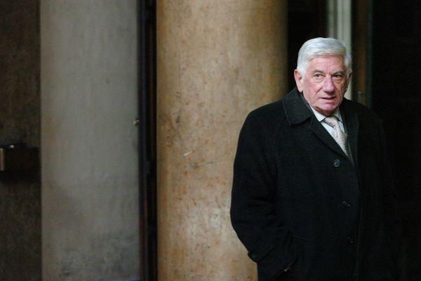 Paul Natali, sous les colonnes du Sénat