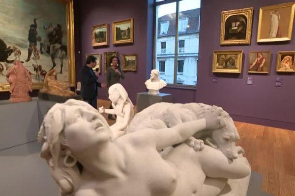 Un musée des Beaux-Arts de Besançon rénové après 4 ans de travaux