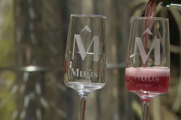 Le Muûs, un vin pétillant inédit, pur produit du Cotentin